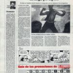 Alcalá de Guadaíra / En tangas por deporte - Club de Voleibol Alcalá | El Correo de Andalucía | 15 oct 1995