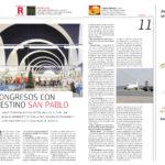 Congresos con destino San Pablo - Aeropuerto de Sevilla, Turismo de reuniones | Fórum - ABC de Sevilla | ene 2008