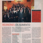 Spain Convention Bureau - Reuniones en aumento | Fórum - ABC de Sevilla | may 2008