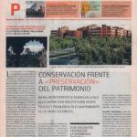Conservación frente a «preservación« del patrimonio - Congreso Internacional de Rehabilitación del Patrimonio Arquitectónico y Edificación | Fórum - ABC de Sevilla | jun 2008