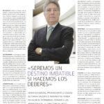 Sebastián González Bernal, Hotel Barceló Renacimiento: «Seremos un destino imbatible si hacemos los deberes» | Fórum - ABC de Sevilla | jul 2008
