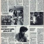 Sopa de Cabra: «no nos interesa el público cazurro» - Mundo infierno | Cuestionario: José Ignacio Lapido, 091 | Lenny Kravitz - Are you gonna | El Correo de Andalucía | 16 abr 1993