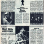 Cuestionario: Manolo García, astrónomo pop | Manic Street Preachers - Gold against the soul | Jamiroquai - Emergency on planet Earth | Four Non Blondes - Bigger better | El Correo de Andalucía | 17 sep 1993