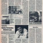 Reincidentes: «Molestamos a quien hay que molestar» - Sol y rabia | Los Flechazos: el sorprendente sonido | Cuestionario: Santos Fernández, Los Limones | El Correo de Andalucía | 7 ene 1994