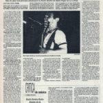 Manu Chao: «Sabemos desde hace muchos años que Chirac es el cacique de París» - Mano Negra | El Correo de Andalucía | 20 sep 1995