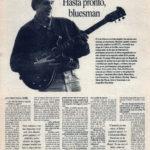 Mike Lindner: Hasta pronto, bluesman - Caledonia Blues Band | El Correo de Andalucía | 26 ene 1996