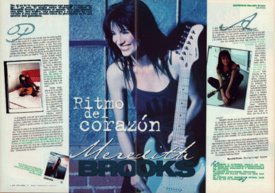 Meredith Brooks, ritmo del corazón | Whats Music | oct 1997