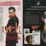 Nek te come a besos - Nek | Whats Music | dic 1997