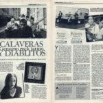 Calaveras y diablitos: genuino rock latino - Fabulosos Cadillacs, Julieta Venegas, Aterciopelados, Maldita Vecindad | El Correo de Andalucía | 2 oct 1998
