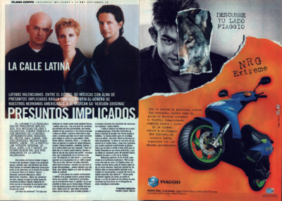 Presuntos Implicados, la calle latina – Versión original | Whats Music | sep 1999
