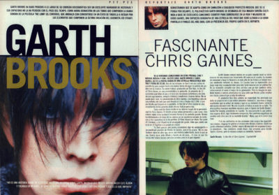 Garth Brooks – Fascinante Chris Gaines | Whats Music | dic 1999