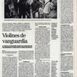 Rare Folk, violines de vanguardia | El Correo de Andalucía | 25 feb 2000