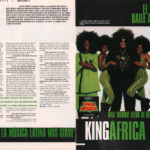 King Africa: el color del baile argentino - La bomba | 40 Magazine | jun 2000