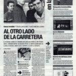 Danza Invisible: al otro lado de la carretera - Efectos personales | De Marcha - El Correo | 24 may 2001