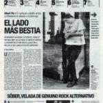 Albert Pla: el lado más bestia - Concierto en Weekend, Sevilla | De Marcha - El Correo | 25 oct 2001