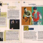 La Unión: la luz del pop naciente - El mar de la fertilidad | 40 Magazine | may 2002