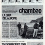 Chambao: flamenco chill out - Instinto humano | De Marcha - El Correo | 28 dic 2002