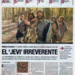 Mojinos Escozíos: el jevi irreverente - Con cuernos y a lo loco | De Marcha - El Correo | 15 dic 2005