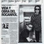 Santiago & Luis Auserón: vida y obra del rocanrol - Las malas lenguas | De Marcha - El Correo | 20 abr 2006