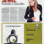 Jewel, fantasías y maravillas - Goodbye Alice in Wonderland | El Correo de Andalucía | 13 may 2006