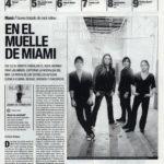 Maná, en el muelle de Miami | De Marcha - El Correo | 24 ago 2006