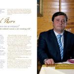 Miguel Ángel Moro: «La cocina marinera no se estanca» - Restaurante El Espigón | Revista ORO | dic 2010