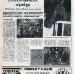 Los niños amenizaron el prólogo - Sicab | El Correo de Andalucía | 23 nov 1995