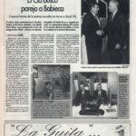 El Cid buscó pareja a Babieca - Sicab | El Correo de Andalucía | 24 nov 1995