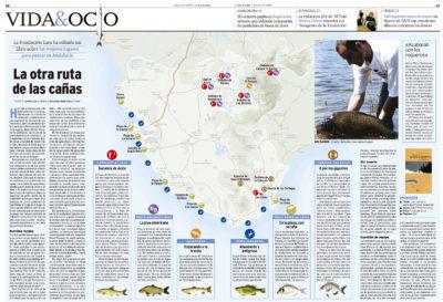 La otra ruta de las cañas | La Voz de Cádiz | 21 ene 2006