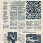 Pesca deportiva / Al rico gusanito - Asticot | Adiós al maestro Paco Macías | El Correo de Andalucía | 10 feb 1995