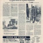 Pesca deportiva / La gran fiesta de la pesca deportiva - II Trofeo El Correo | El Correo de Andalucía | 27 oct 1995