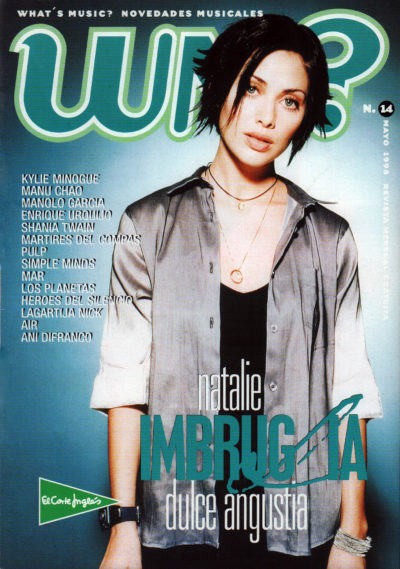 Natalie Imbruglia | What's Music? | may 1998
