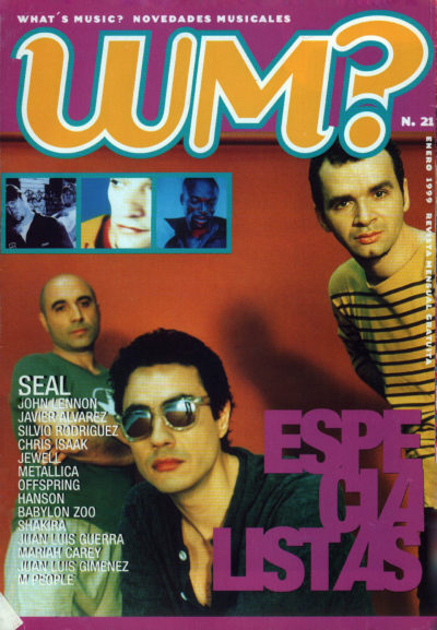 Especialistas | What's Music? | ene 1999
