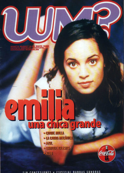 Emilia, una chica grande | What's Music? | may 1999