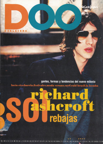 Richard Ashcroft | Doblecero | jul 2000