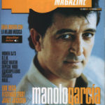 Manolo García | 40 Magazine | may 2001