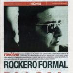 Revólver, rockero formal | De Marcha - El Correo | 23 may 2002
