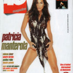 Patricia Manterola | 40 Magazine | jul 2002