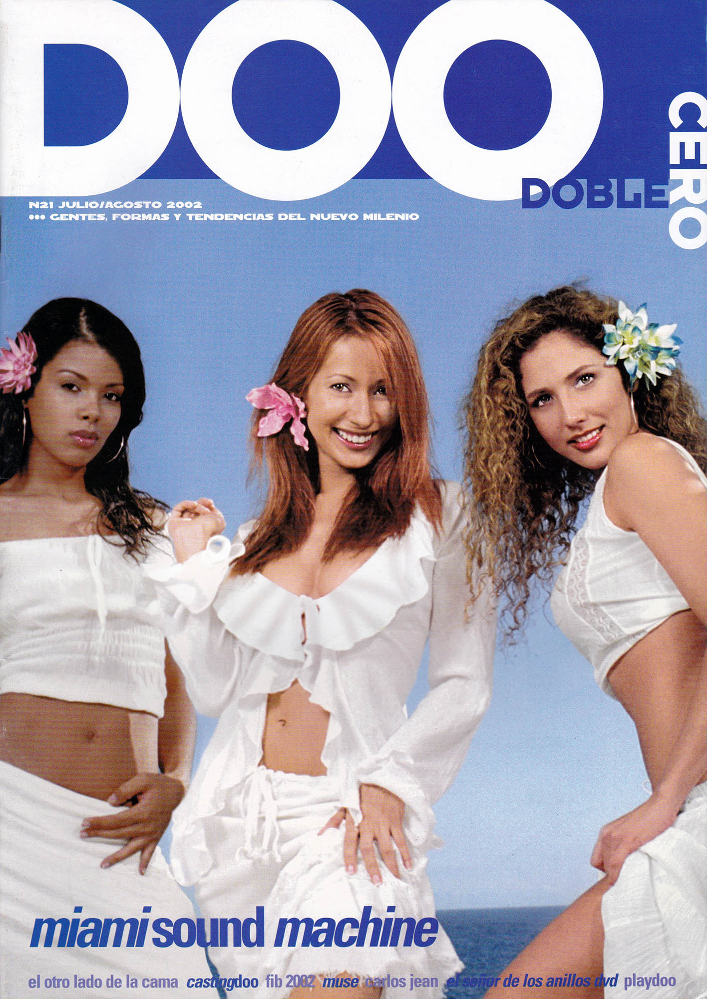 Miami Sound Machine | Doblecero - El Corte Inglés | jul 2002