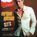 Enrique Iglesias | 40 Magazine | oct 2002