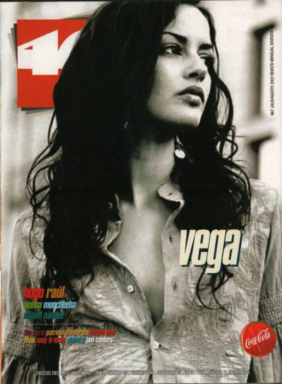 Vega | 40 Magazine | ago 2003