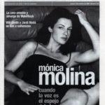 Mónica Molina   De Marcha - El Correo   2 oct 2003