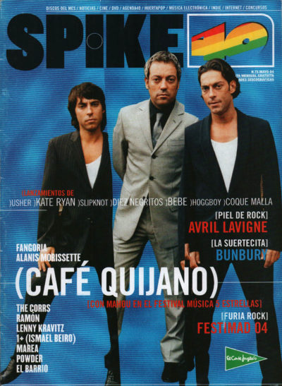 Café Quijano | Spike 40 | may 2004