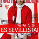 Pablo Alfaro: Papá Noel es sevillista | Football Club | dic 2005