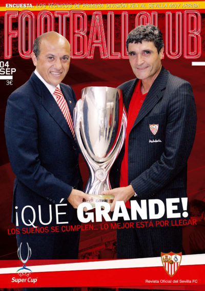 Qué grande | Football Club | sep 2006