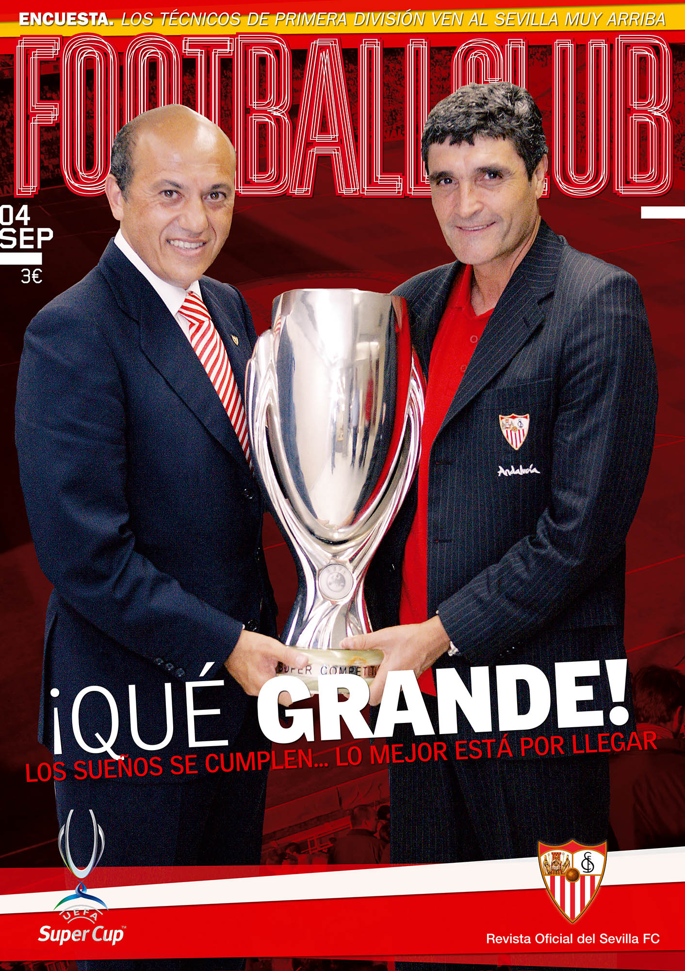 Qué grande | Football Club | jun 2006
