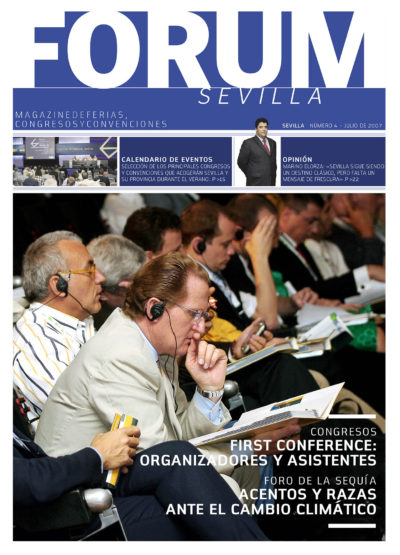 Congresos First Conference y Foro por la Sequía | Fórum – ABC de Sevilla | jul 2007