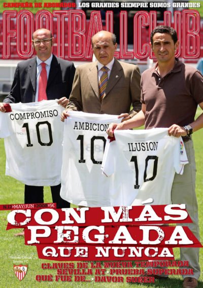 Con más pegada que nunca | Football Club | may 2008