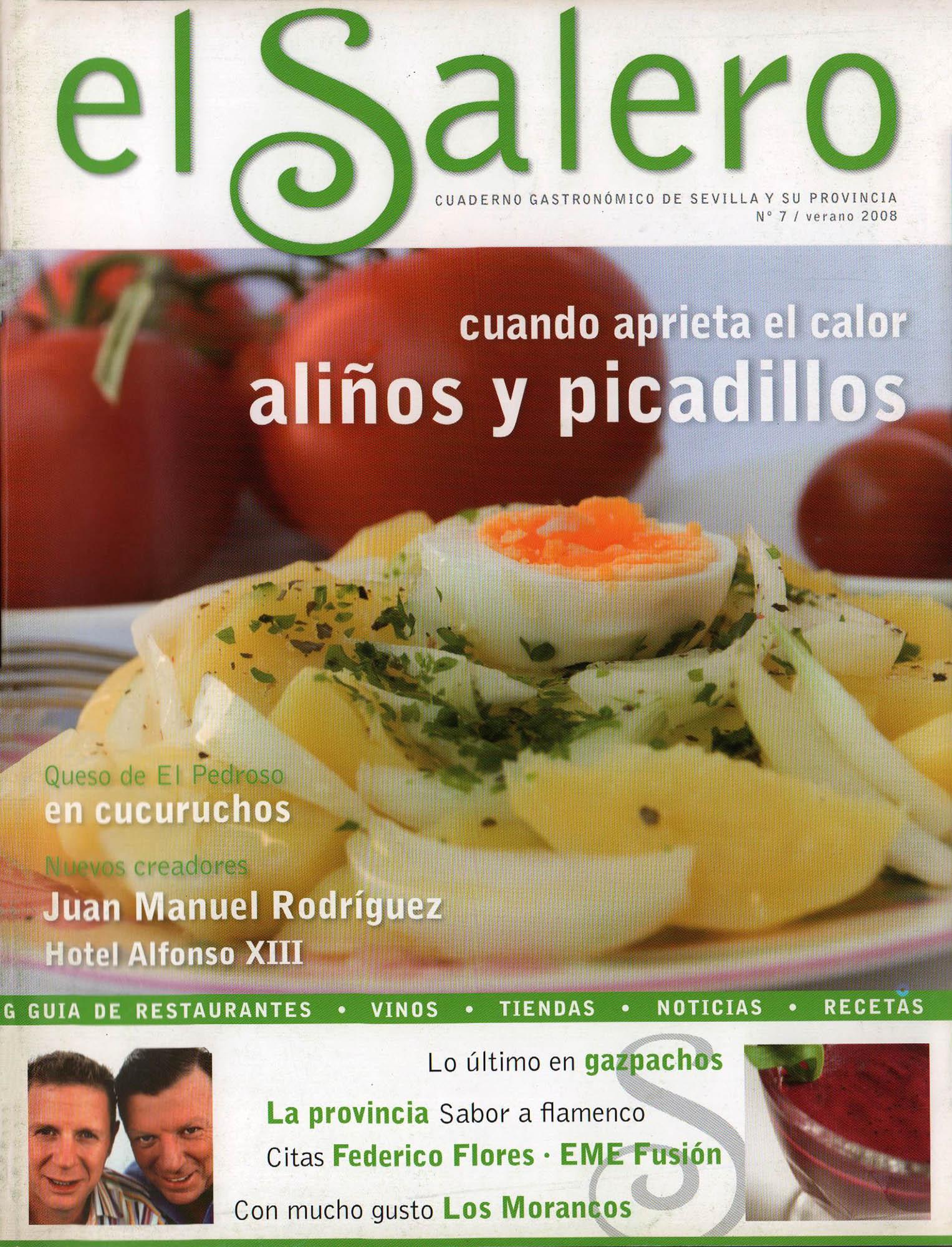 Aliños y picadillos | El Salero | jul 2008