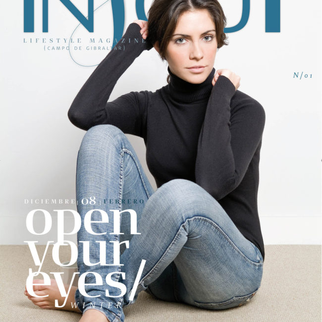 Open your eyes | In & Out - Lifestyle Magazine Campo de Gibraltar | dic 2008